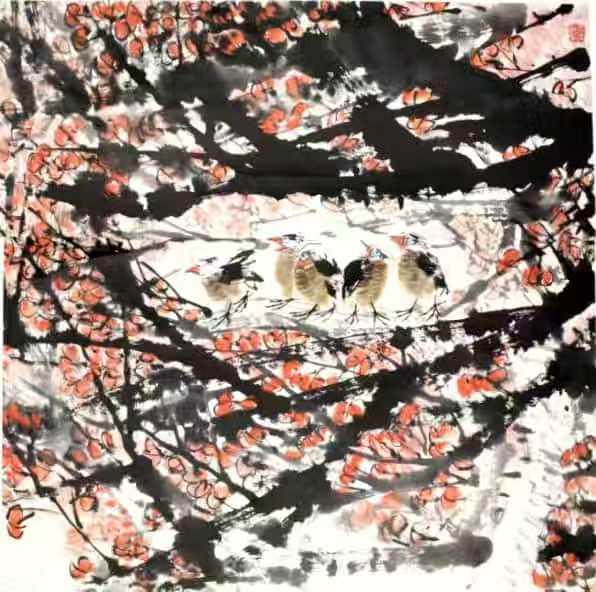 (配文)于景庆师生中国画展开展(受访者供(3477728)-20191004181318.jpg