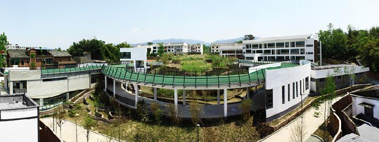 (图片)从青石木板房到绿色环保学校——梁平区金带镇新金带小学40年变迁记3604443.jpg